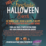 Join us at the Outlets on Halloween night!