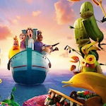 Cloudy with a Chance of Meatballs 2 Premiere