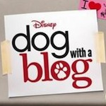 Flashback Friday: Cast of Dog with a Blog at D23