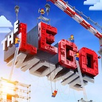 Building a Good Time at the LEGO Movie Red Carpet