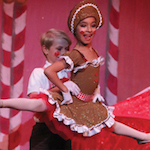 See Jade in the Nutcracker This Weekend!