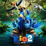 Rio 2 Billboard Event